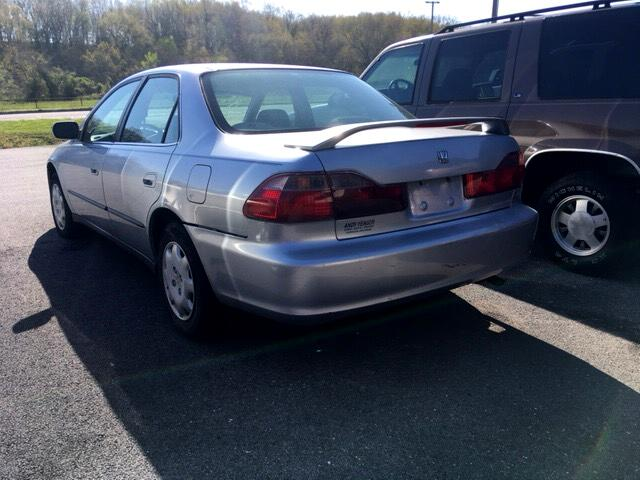 1998 Honda Accord LX sedan