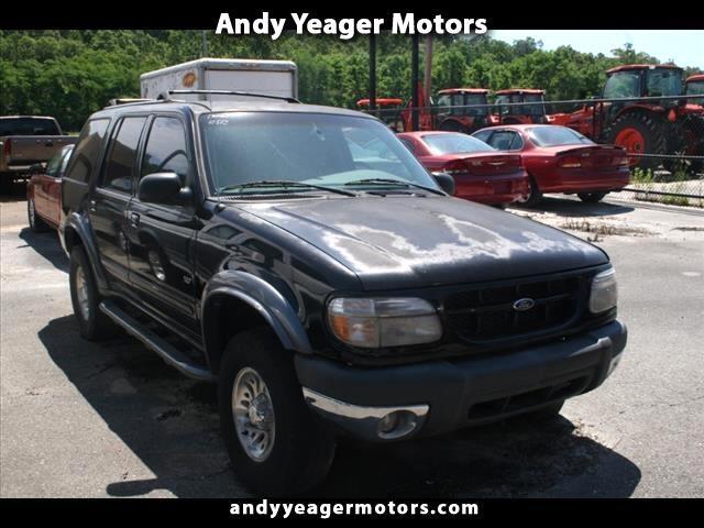 2001 Ford Explorer XLT 2WD