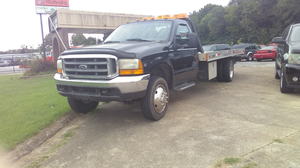 1999 Ford F-550 Regular Cab 2WD DRW