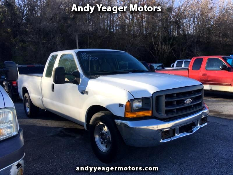 Ford F-250 SD Lariat SuperCab SWB 2WD 1999