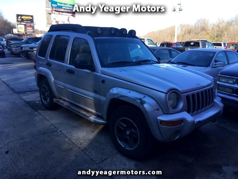 Jeep Liberty Renegade 4WD 2003