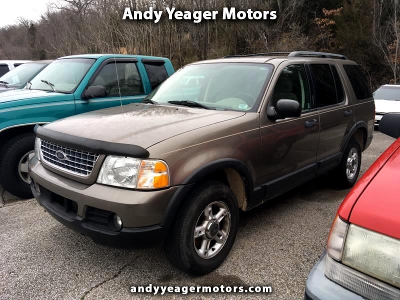 2003 Ford Explorer XLT 4.0L 4WD