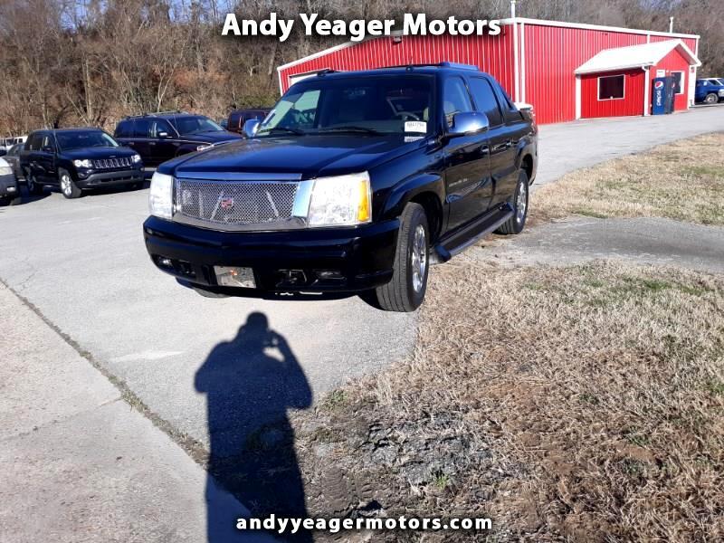 Cadillac Escalade EXT Sport Utility Truck 2004
