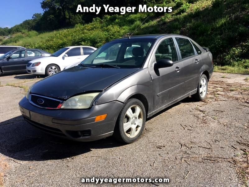 Ford Focus ZX4 S 2006