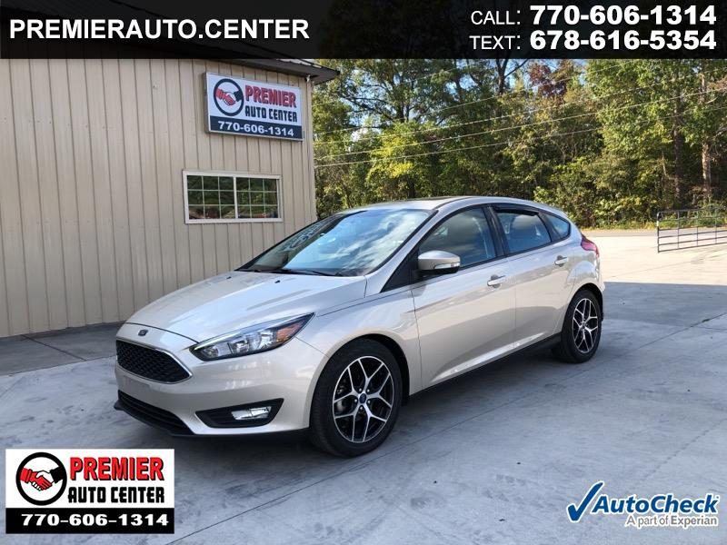 2017 Ford Focus SEL Hatch