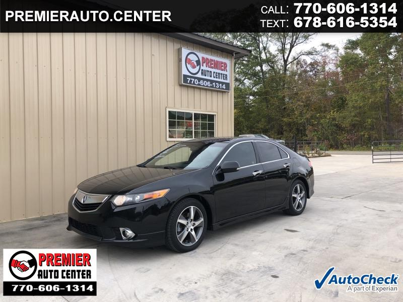 Acura TSX Special Edition 5-Spd AT 2013