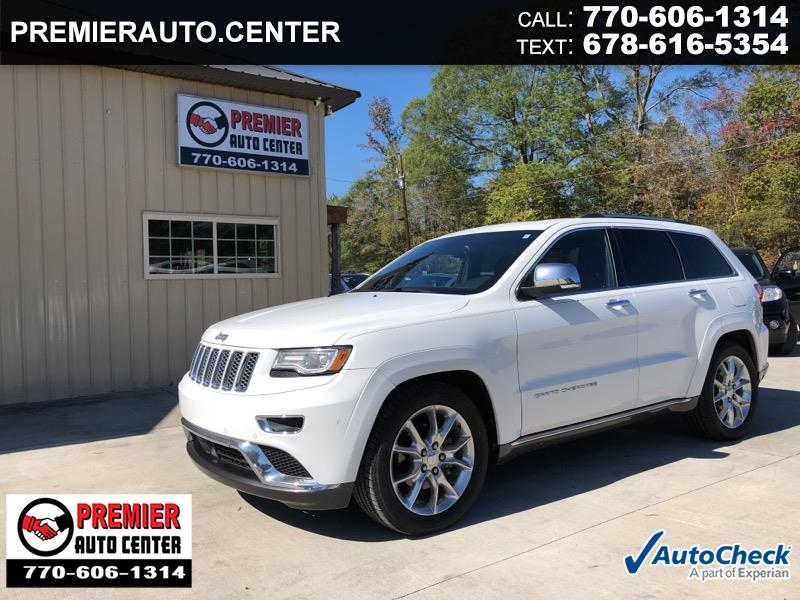 Jeep Grand Cherokee 4WD 2014