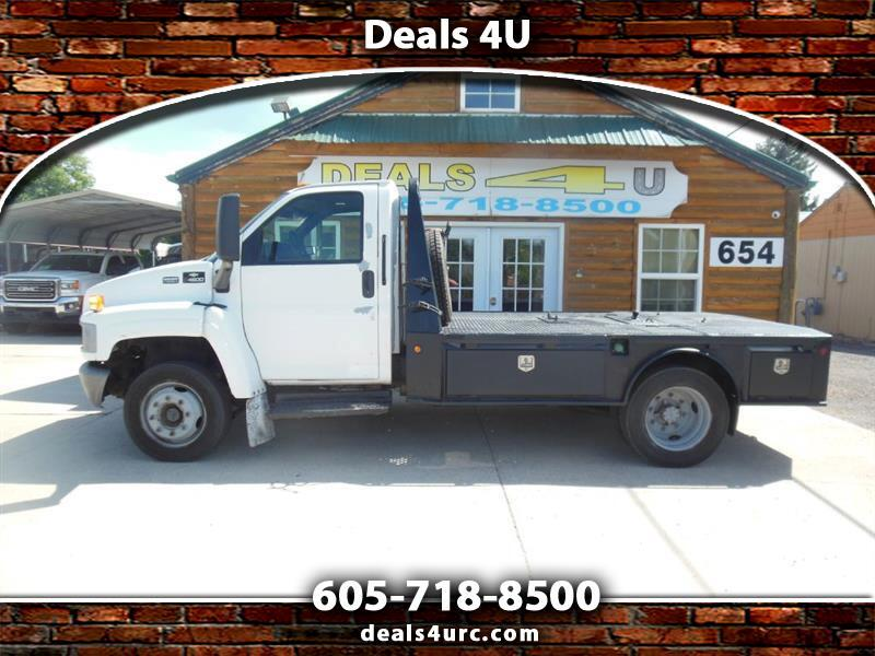 Chevrolet CC4500 Regular Cab 2WD 2005