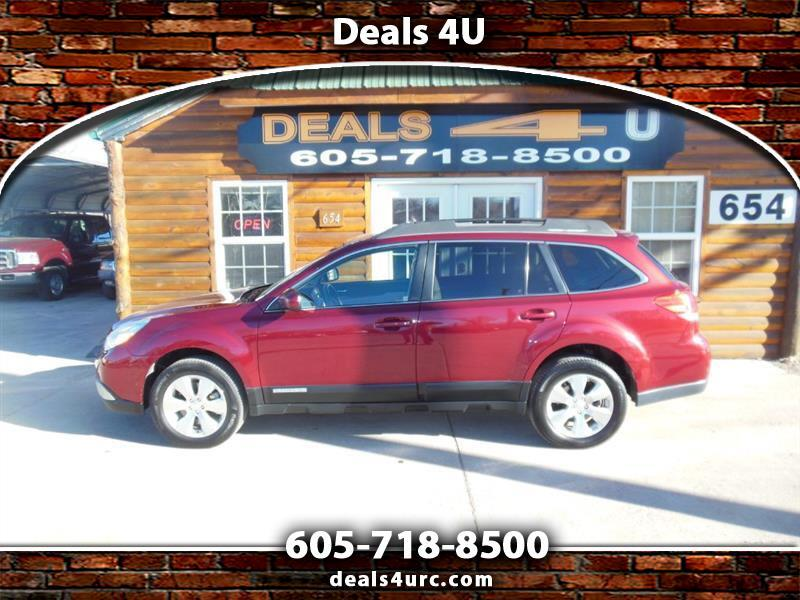 Subaru Outback 4dr Wgn H6 Auto 3.6R Limited Pwr Moon 2011