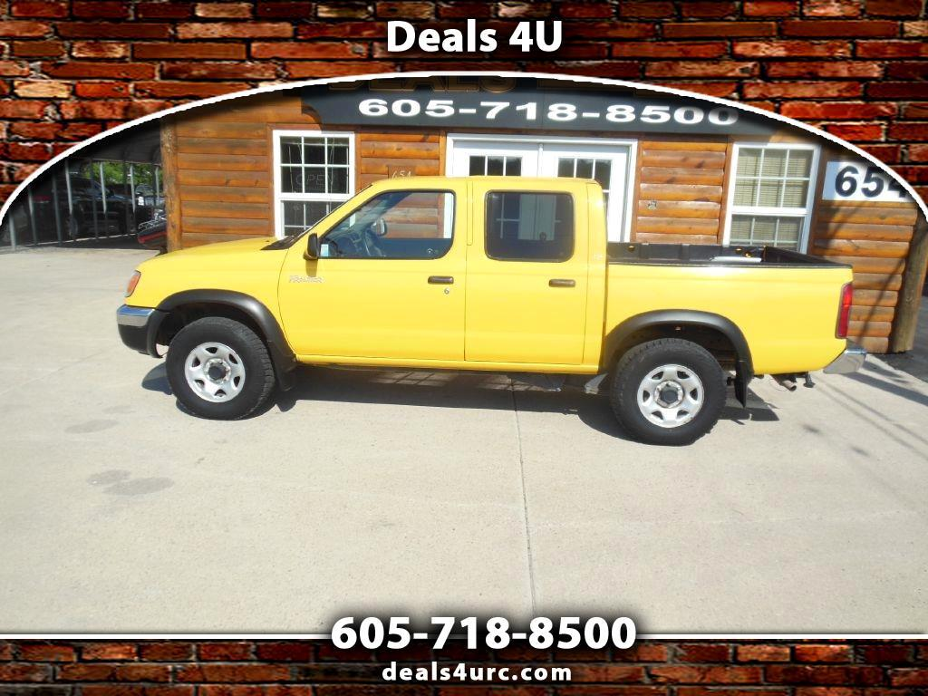 Nissan Frontier 2WD 00 XE Crew Cab V6 Auto 2000