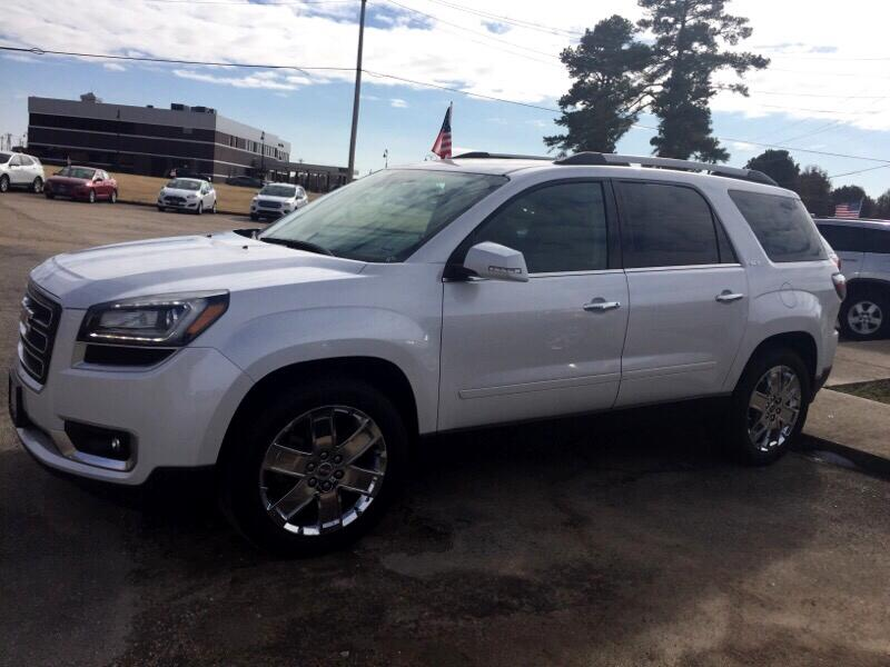 GMC Acadia Limited FWD 4dr Limited 2017