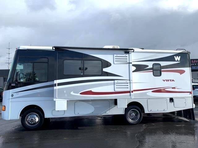 2012 Ford Stripped Chassis Motorhome FE26P