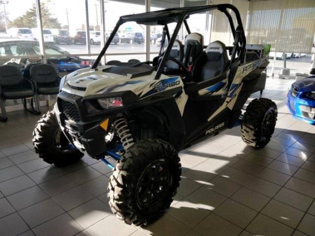 2016 Polaris RZR XP Turbo EPS