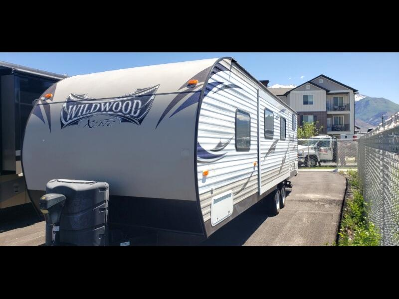 2016 Forest River Wildwood X-LITE 262BHXL