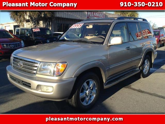 2005 Toyota Land Cruiser 4WD