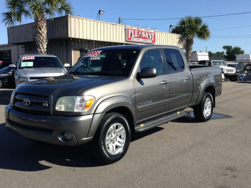 2006 Toyota Tundra Limited Double Cab