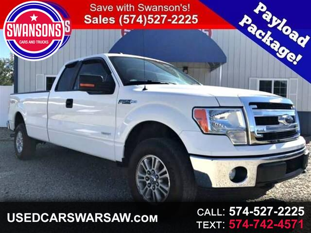 2013 Ford F-150 XLT SuperCab 8-ft. Bed 4WD