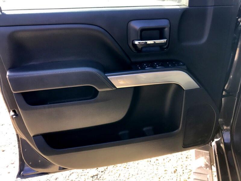 2015 Chevrolet Silverado 1500 4WD Double Cab 143.5