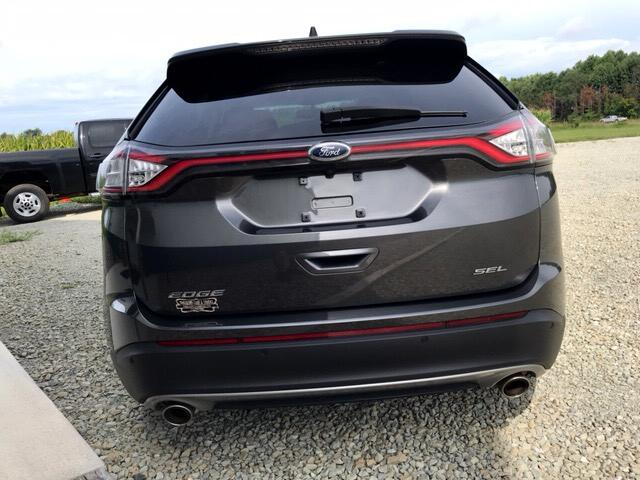 2015 Ford Edge 4dr SEL FWD