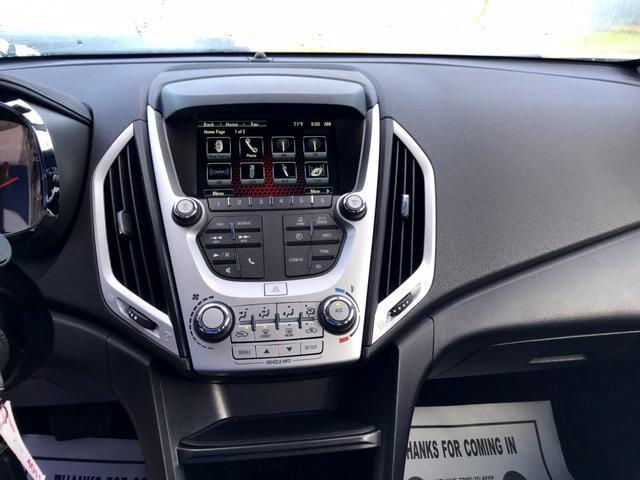 2016 GMC Terrain FWD 4dr SLE w/SLE-1