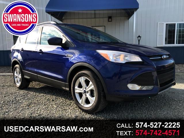 2016 Ford Escape SEL FWD