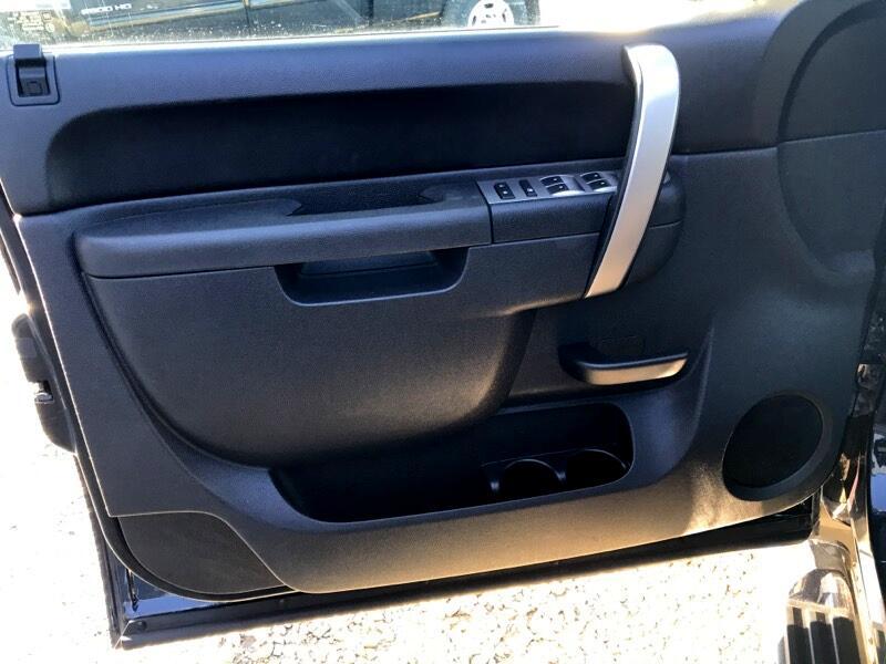 2013 GMC Sierra 1500 4WD Ext Cab 143.5