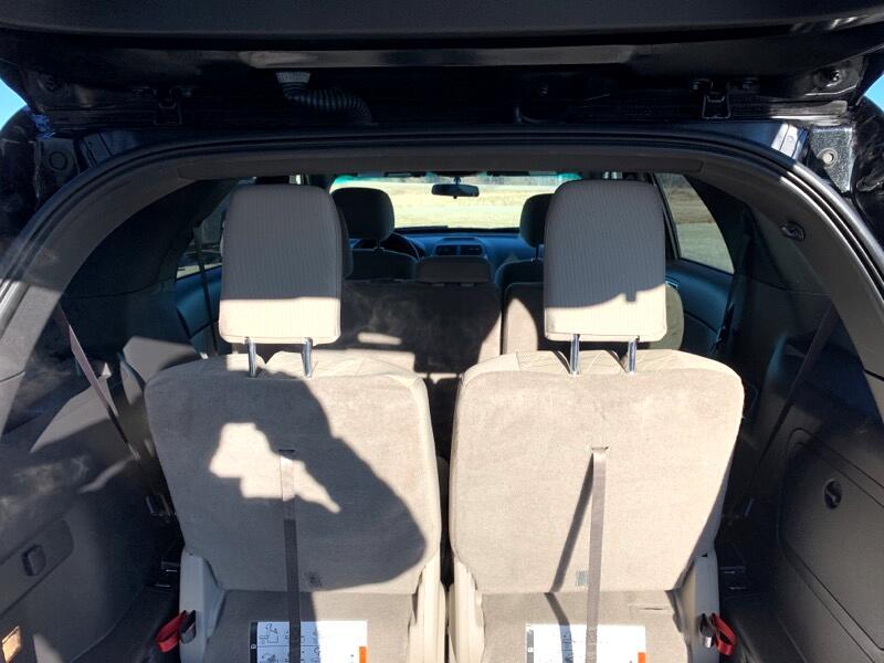 2015 Ford Explorer FWD 4dr XLT