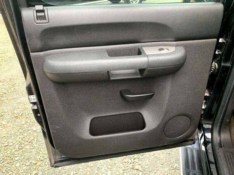 2012 GMC Sierra 1500 4WD Crew Cab 143.5