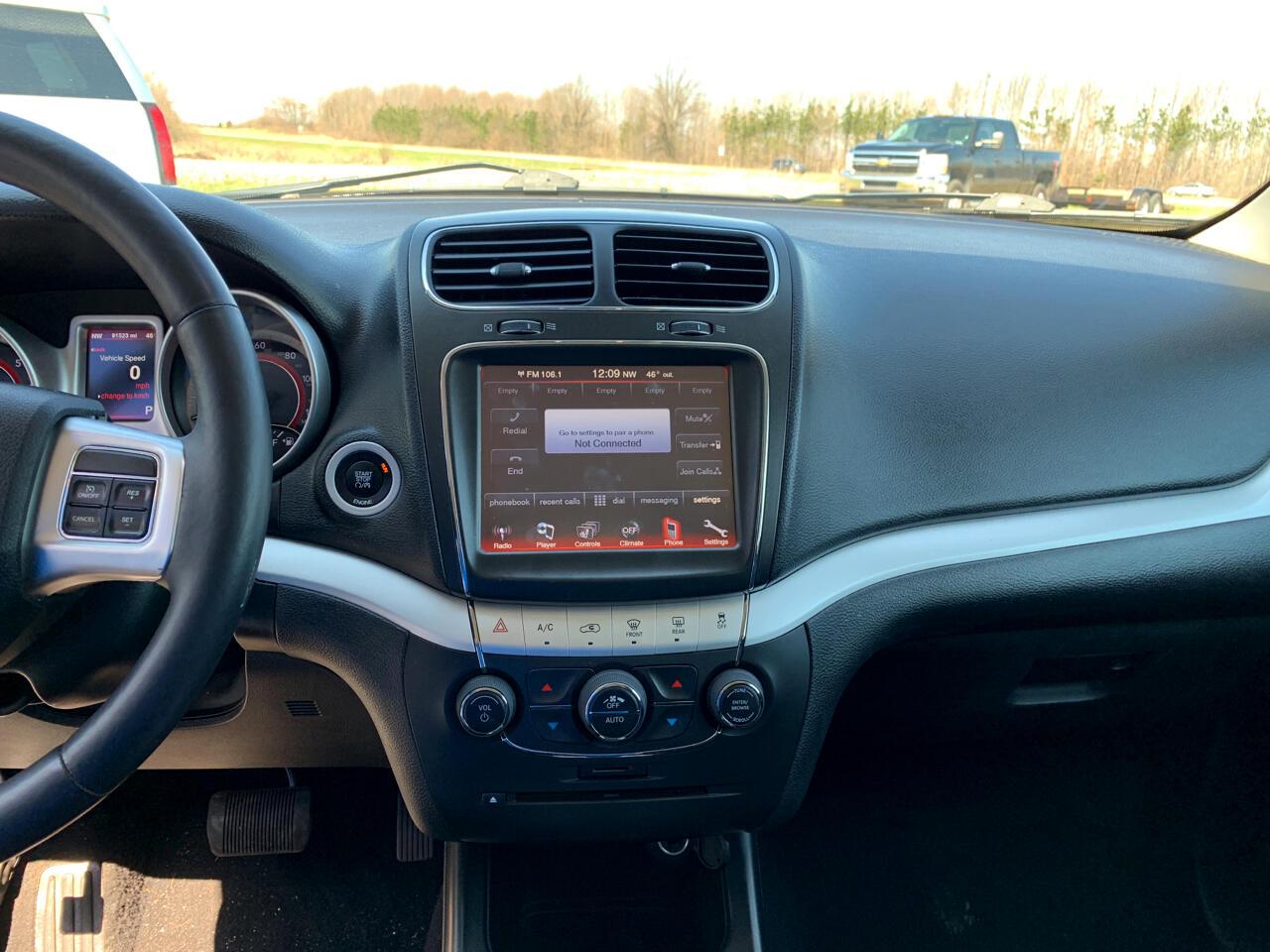 2015 Dodge Journey AWD 4dr SXT