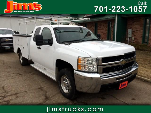 2009 Chevrolet Silverado 2500 Ext. Cab 4-Door Long Bed 4WD