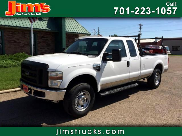 2008 Ford F-250 SD SuperCab 4WD