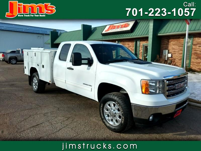 2012 GMC Sierra 3500HD SLE Ext. Cab Long Box 4WD