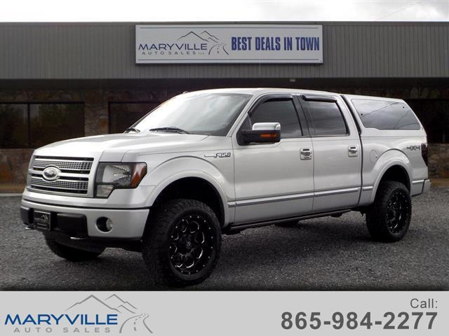 2010 Ford F-150 Platinum 4WD SuperCrew