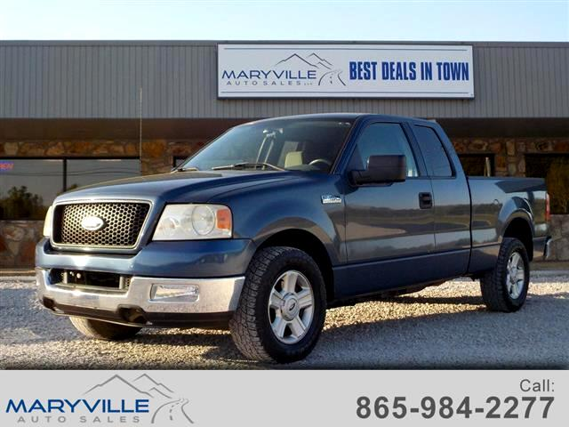 2004 Ford F-150 XLT SuperCab Short Bed 2WD