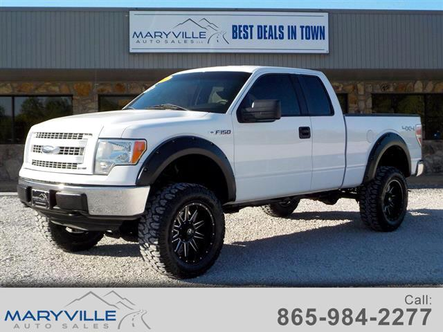 2014 Ford F-150 4WD XLT SuperCab