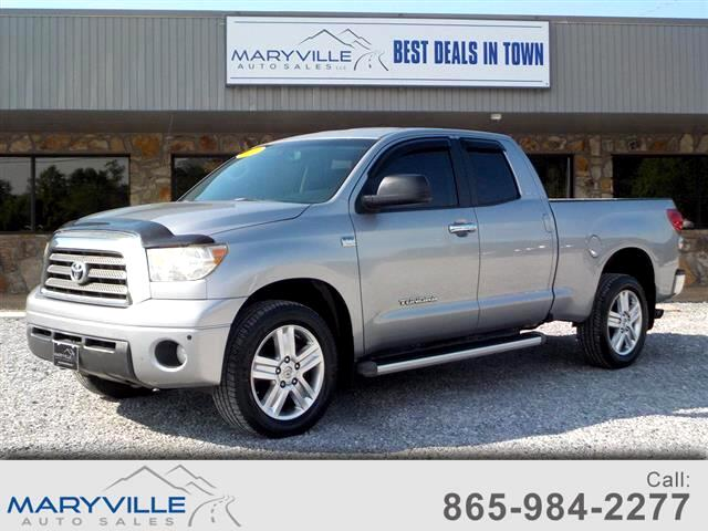 2007 Toyota Tundra Double Cab Limited