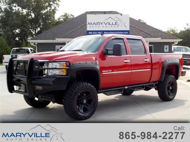 2012 Chevrolet Silverado 2500HD HEAVY DUTY LT