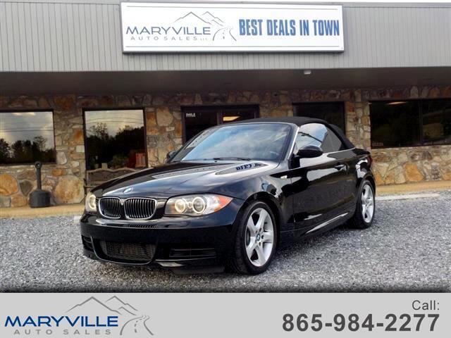 2008 BMW 1-Series I