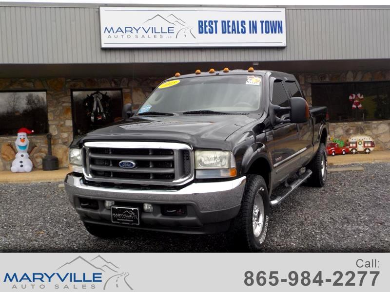 2003 Ford F-350 SD SRW SUPER DUTY