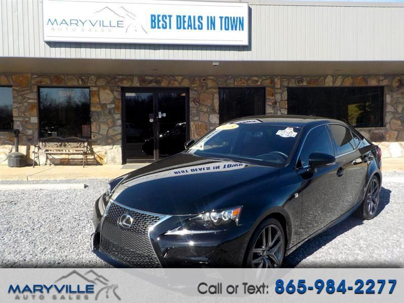 2015 Lexus IS 350 F SPORT