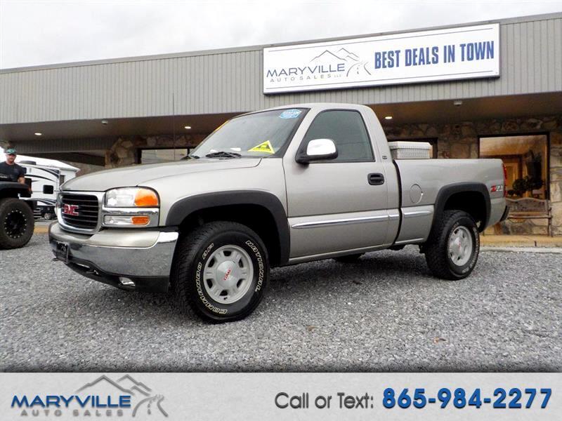 2002 GMC Sierra 1500 1500