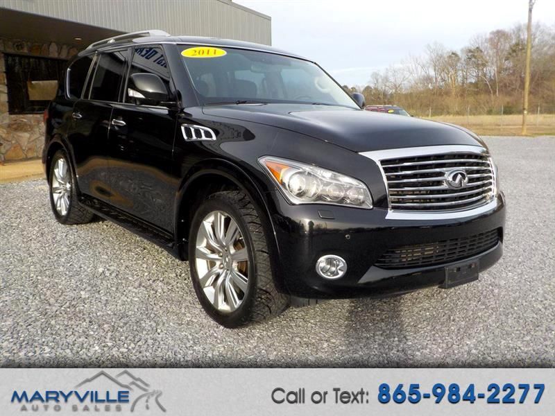 2011 Infiniti QX56 LUXURY AWD