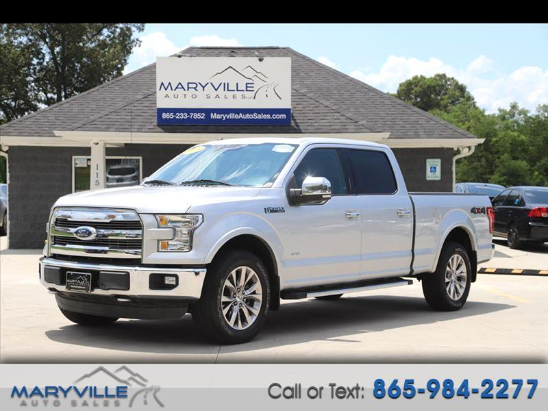 2015 Ford F-150 SUPERCREW LARIAT