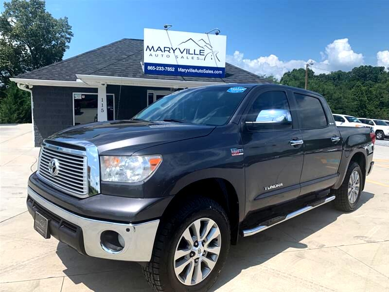 2013 Toyota Tundra CREWMAX LIMITED
