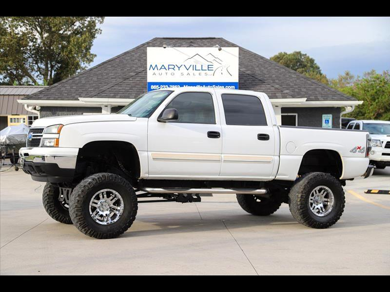 2006 Chevrolet Silverado 1500 ''BIGFOOT''