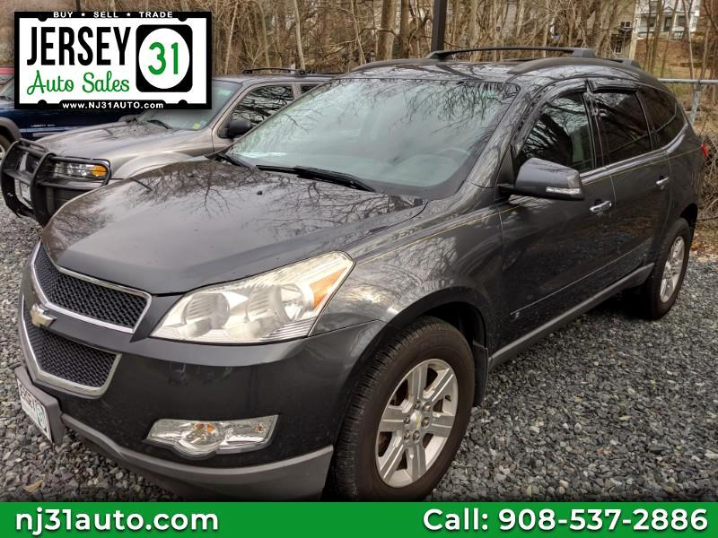 2010 Chevrolet Traverse LT Cloth FWD
