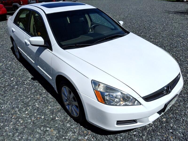 2007 Honda Accord EX-L V-6 Sedan AT