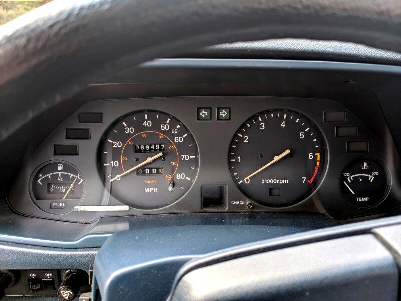 1981 Datsun 280ZX Base