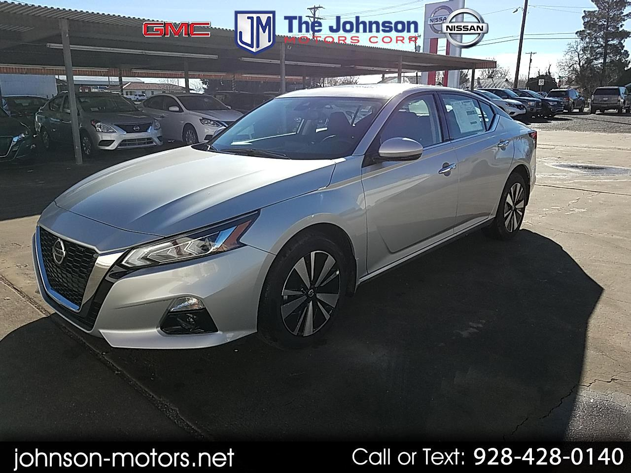 Nissan Altima 2.5 SV AWD Sedan 2019