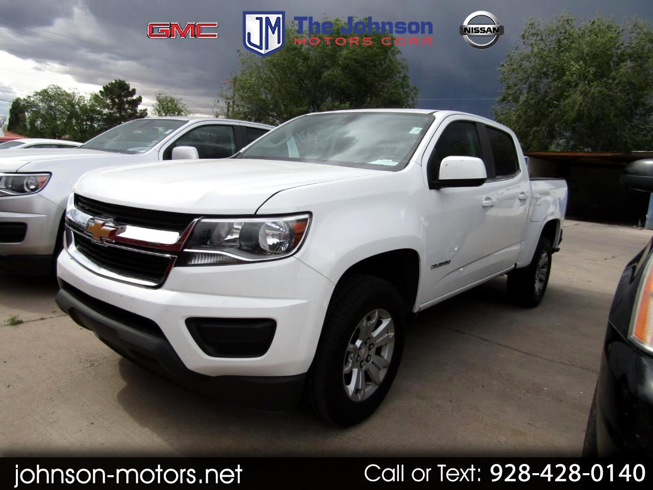 """2019 Chevrolet Colorado 2WD Crew Cab 128.3"""" LT"""